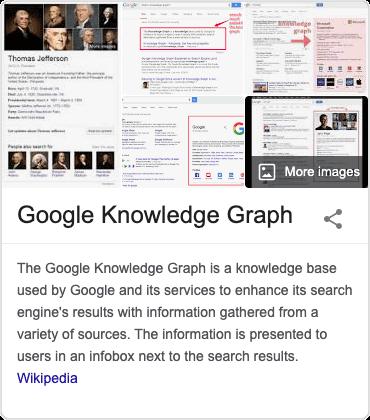 Google Knowledge Graph Screenshot